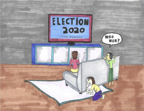 Election jitters